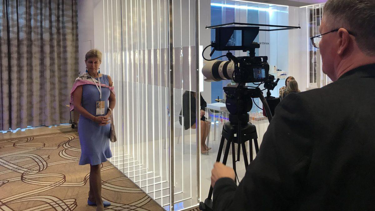 Katarzyna Kwarecka konferencja